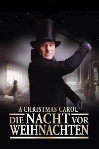 """Plakat von """"A Christmas Carol - Die Nacht vor Weihnachten"""""""