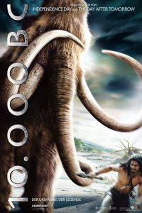 """Plakat von """"10.000 B.C."""""""