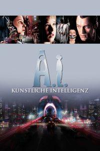 """Plakat von """"A.I. - Künstliche Intelligenz"""""""