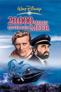 """Plakat von """"20.000 Meilen unter dem Meer"""""""