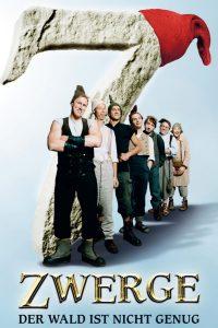 """Plakat von """"7 Zwerge - Der Wald ist nicht genug"""""""