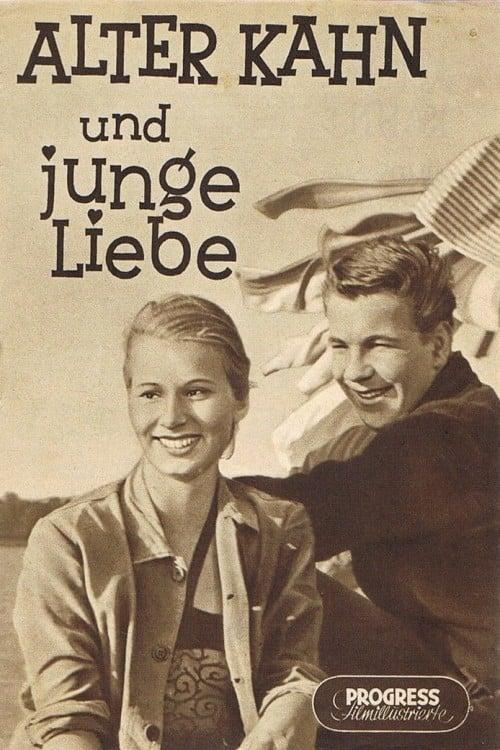 """Plakat von """"Alter Kahn und junge Liebe"""""""